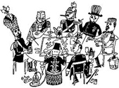 obrázek k aktivitě Diplomacie