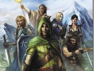 obrázek k aktivitě Lone Wolf - RPG