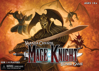 obrázek k aktivitě Mage Knight
