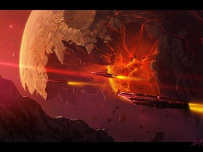 obrázek k aktivitě Poslední úder (Fate4e Core)