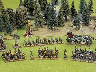 obrázek k aktivitě Warhammer - Velká bitva s instruktorem