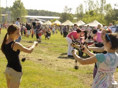 obrázek k aktivitě Žonglování s POI (10:30 - 12:00)
